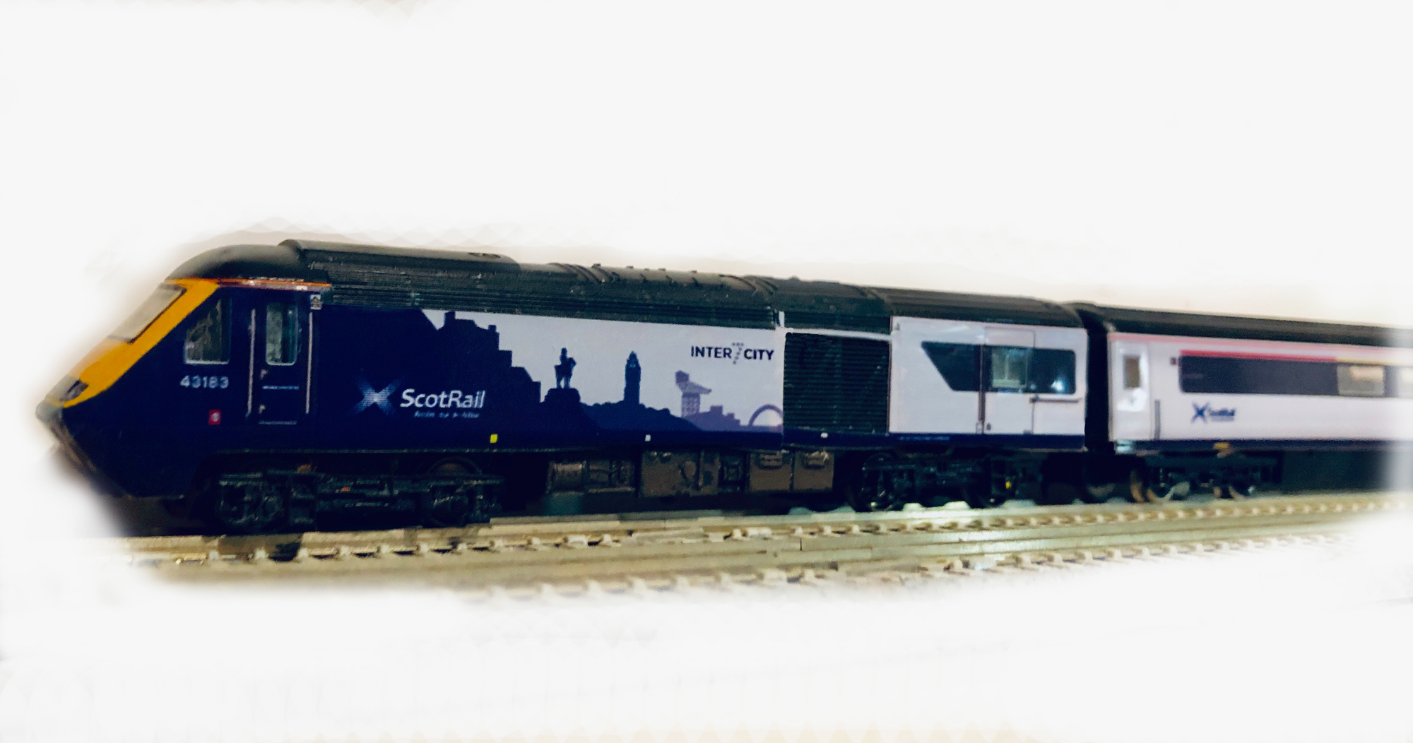 ScotRail Inter7City HST - N Gauge